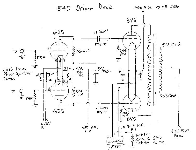 845 Audio Driver schematic diagrams wheel horse 312-8 wiring diagram at mifinder.co